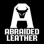 abraided leather